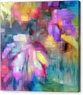 Flower 9350 Canvas Print