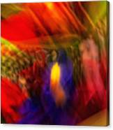 Flower Bouquet Twist Canvas Print
