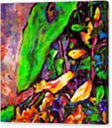 Flower Culture 101 Canvas Print