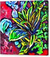 Flower Culture 295 Canvas Print