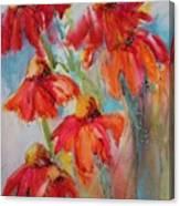Flower Dance IIi Canvas Print