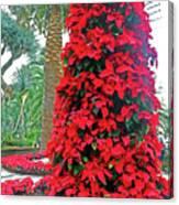 Flower Dome 46 Canvas Print