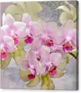 Flower-d Canvas Print