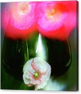 Flower For Foodie #2. Canvas Print