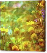 Flower Garden 1310 Idp_2 Canvas Print
