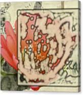 Flower-h Canvas Print
