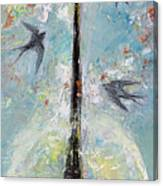 Flower Mind Canvas Print