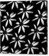 Flower Paper Canvas Print