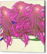 Flower Plant Canvas Print