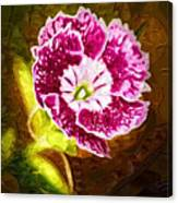 Flower Pop 2 Canvas Print