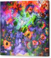 Flower Song Canvas Print