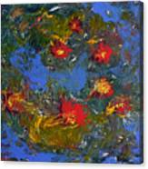 Flowers - Fun With My Wife Canvas Print