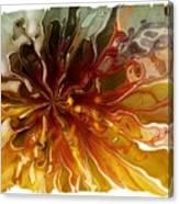 Flowers 002 Canvas Print
