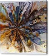 Flowers 003 Canvas Print