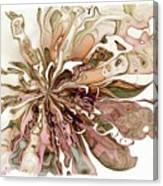 Flowers 004 Canvas Print
