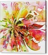Flowers 005 Canvas Print