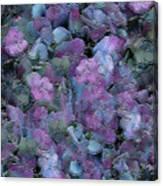 Flowers #061 Canvas Print