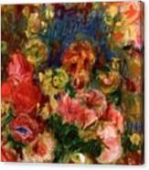 Flowers 1902 Canvas Print