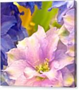 Flowers 42 Canvas Print