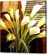 Flowers 5 Canvas Print