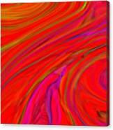 Fluidity Canvas Print