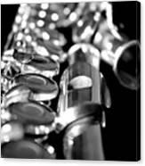 Flute Series II Canvas Print