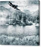 Fly Boy Canvas Print