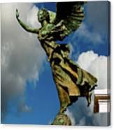 Flying Angel Canvas Print
