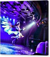 Flying Tango Canvas Print