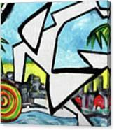 Flyinggurleee Canvas Print