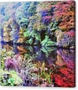Foatie Of Photo Canvas Print