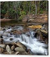 Fodder Creek Canvas Print