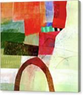 Fog Lifting #1 Canvas Print