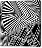 Folderol Canvas Print