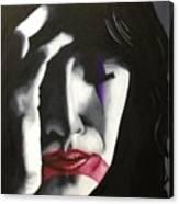 Folie A Plusiers Canvas Print