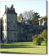 Fonthill Castle In Doylestown Pa Canvas Print