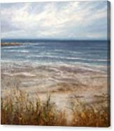 For Love Of The Sea Canvas Print