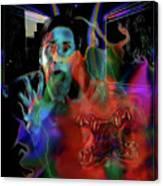 for Rickman's Plasma  Canvas Print