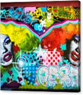 For The Love Of Jane Canvas Print