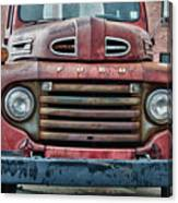 Ford 4623 Canvas Print
