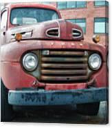 Ford 4625 Canvas Print