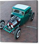 Ford 5-window Coupe Canvas Print