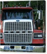 Ford 9000 Power And Confort... Canvas Print