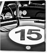 Ford Cobra Canvas Print