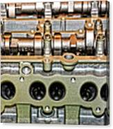 Ford Ecoboost Cylinder Head Canvas Print