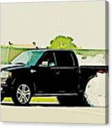 Ford F-150 Canvas Print