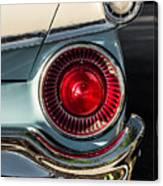 Ford Fairlane 500 Canvas Print