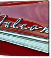 Ford Falcon Canvas Print