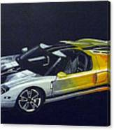 Ford Gt Concept Canvas Print