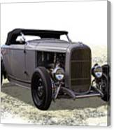 Ford Hot Rod Roadster Canvas Print